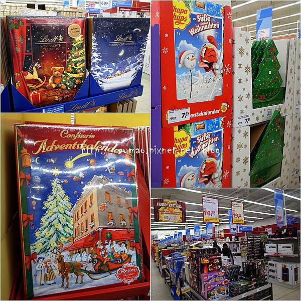 Adventskalender聖誕降臨月曆01