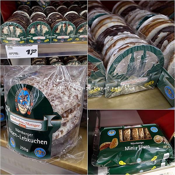 紐倫堡薑餅 Nurnberger Lebkuche