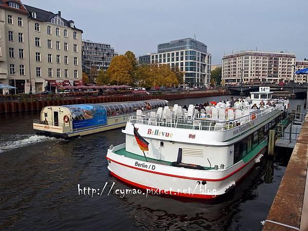 Spree River遊船