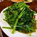 新北市-三芝越南小棧-空心菜炒蝦醬07