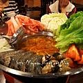 新北市-三芝越南小棧-檸檬酸辣火鍋10