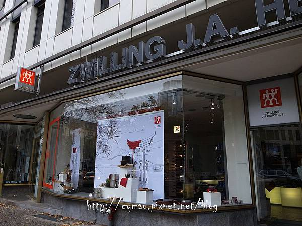 2013.09.01-10.31德國生活-Zwilling