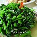 石牆仔內-炒水甕菜