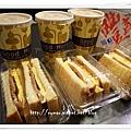 豐盛號-炭烤吐司/紅茶牛奶