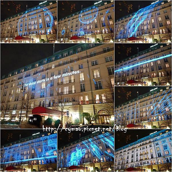 2013 Festival of Lights in Berlin