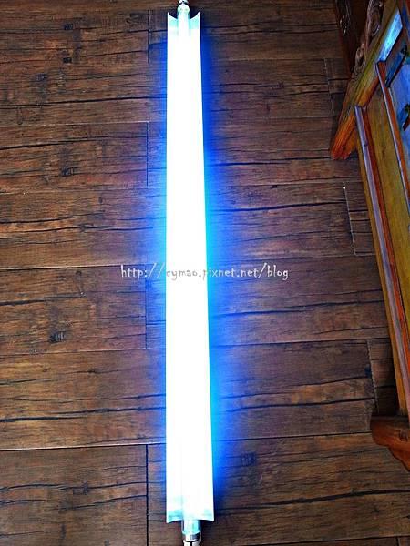 紫外線殺菌燈 DIY