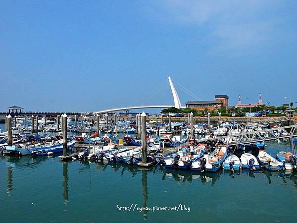 淡水漁人碼頭-情人塔