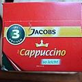 德國JACOBS Cappuccino