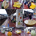 2016.03.13-14 郵輪列車阿里山櫻花季 斗六站水果月台 06.1.JPG