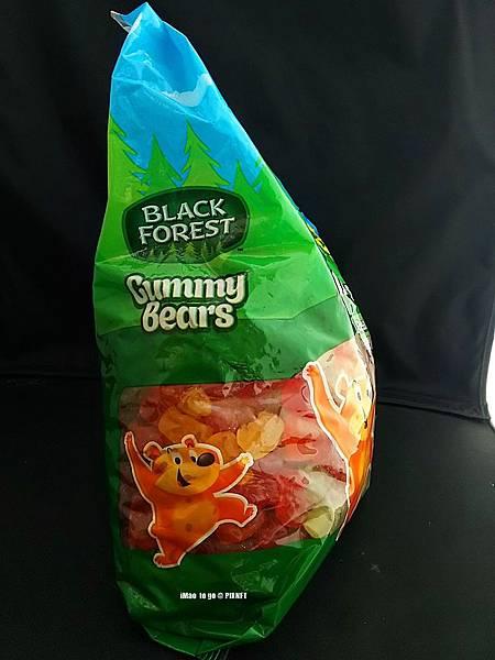 Costco好事多 Black Forest Gummy Bear 咁貝熊軟糖 04.JPG