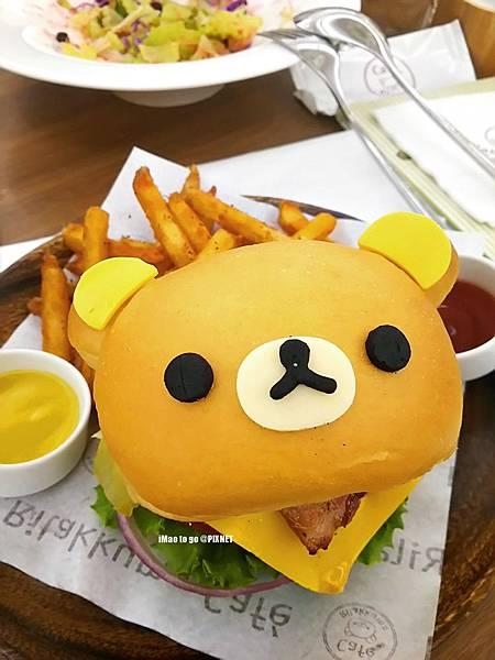 2017.08.17 Rilakkuma Cafe 拉拉熊咖啡廳 台中店 08.JPG