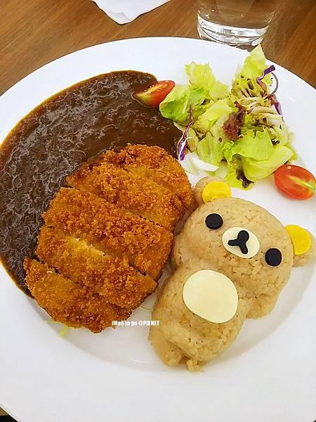 2017.08.17 Rilakkuma Cafe 拉拉熊咖啡廳 台中店 07.JPG