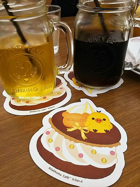 2017.08.17 Rilakkuma Cafe 拉拉熊咖啡廳 台中店 13.JPG