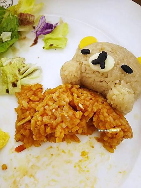 2017.08.17 Rilakkuma Cafe 拉拉熊咖啡廳 台中店 12.JPG