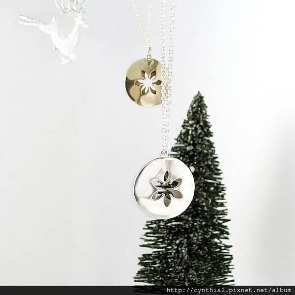 聖誕節限定雪花