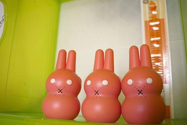 莫名的也收集幾隻的兔子