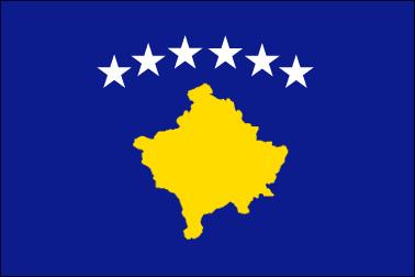 科索沃國旗