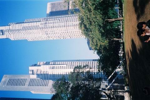 新加坡建築物