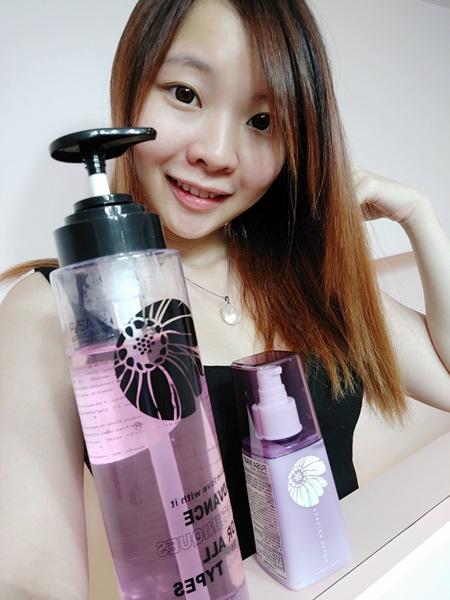 洗髮露推薦-FUSA MAX馬卡龍無矽靈香氛系列-許願精靈超彈力洗髮露和玫瑰奇蹟精華修護乳