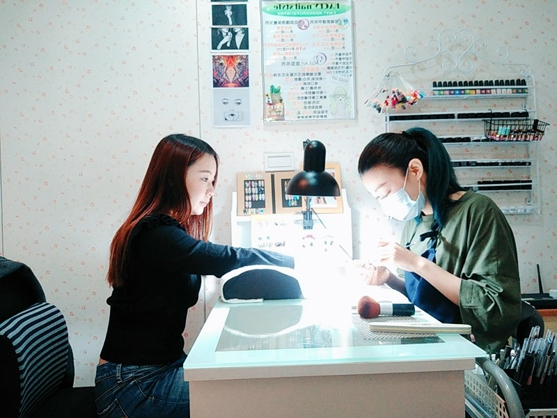 GirlBoss-Kacey板橋光療美甲工作室
