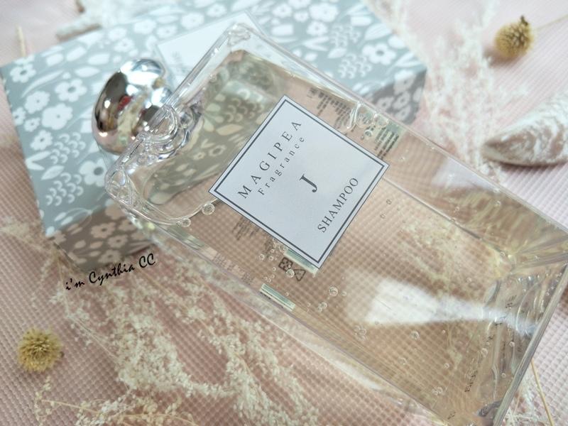 MAGIPEA美極品沐絲系列 洗髮精 英國梨小蒼蘭的香水雨