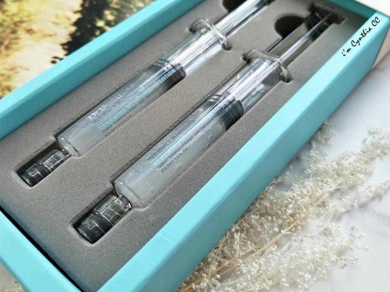 Dr.Douxi朵璽 煥膚保濕精質液保濕針