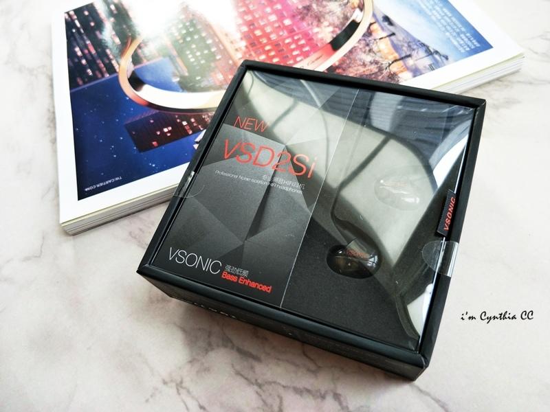 VSONIC VSD2Si線控版耳道式耳機 2018千元耳麥C/P破錶款