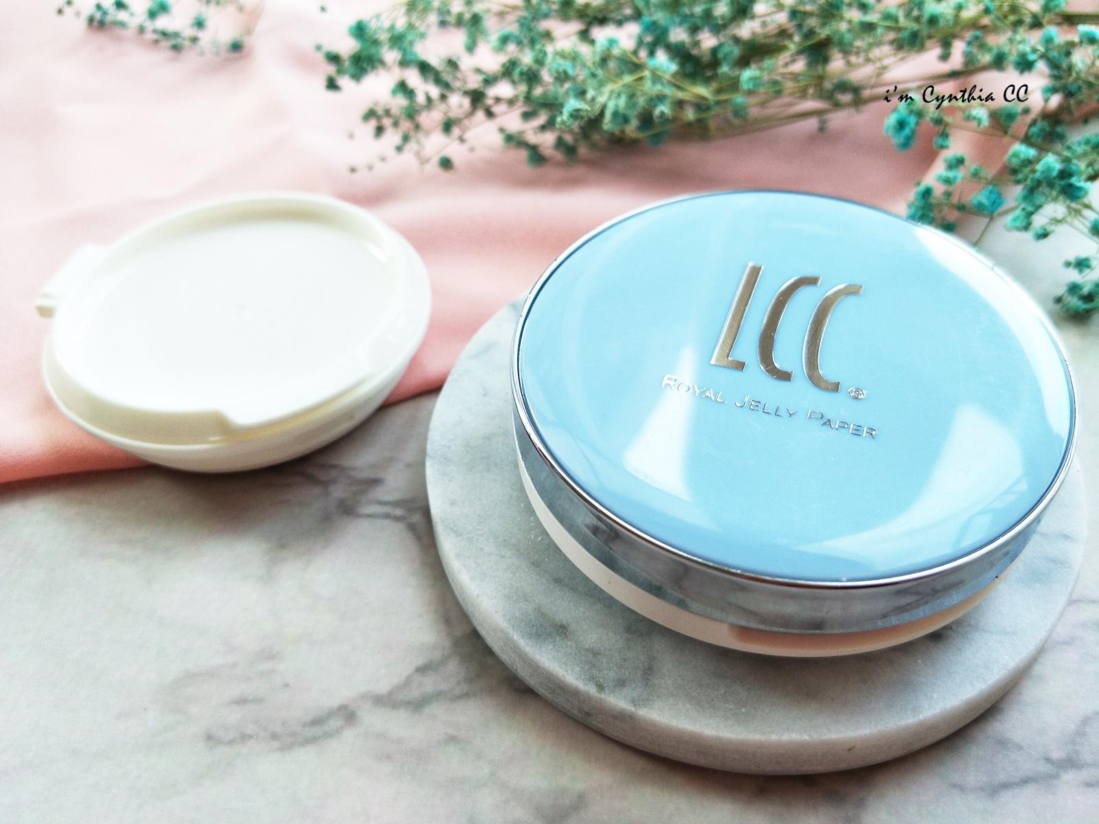 LCC三合一洗卸蜂漿紙-卸妝紙