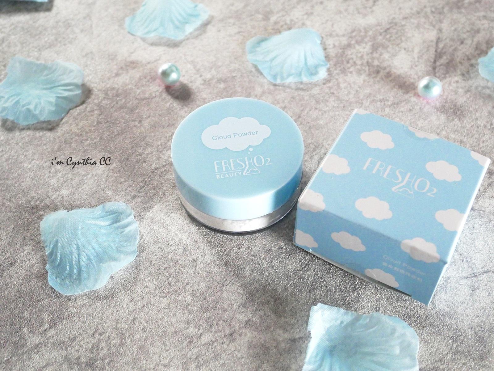 FreshO2雲朵輕肌感系列-雲朵輕透持妝粉
