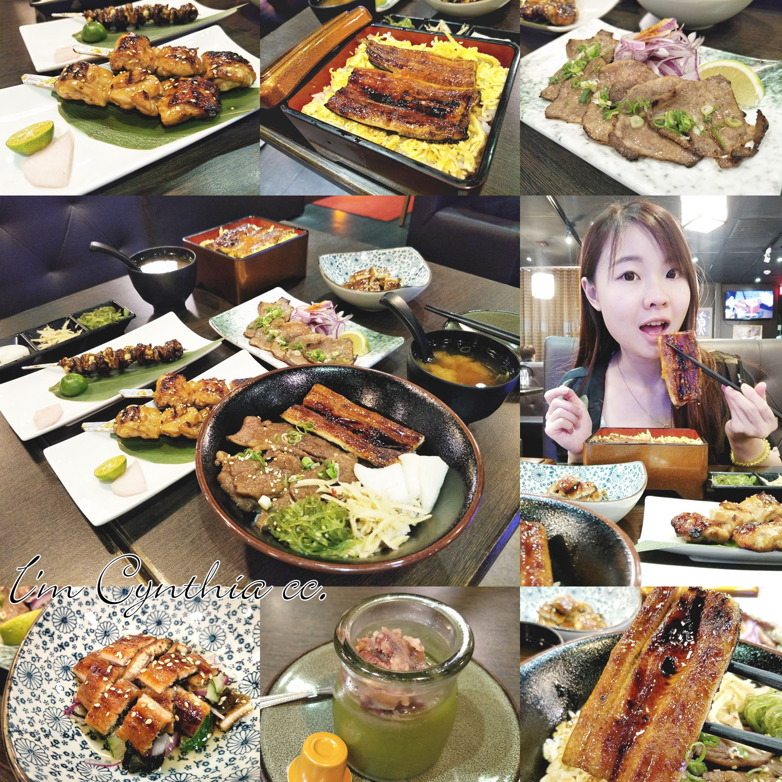 台北中山美食-日本料理-御成町浪漫鰻屋鰻魚飯專門店
