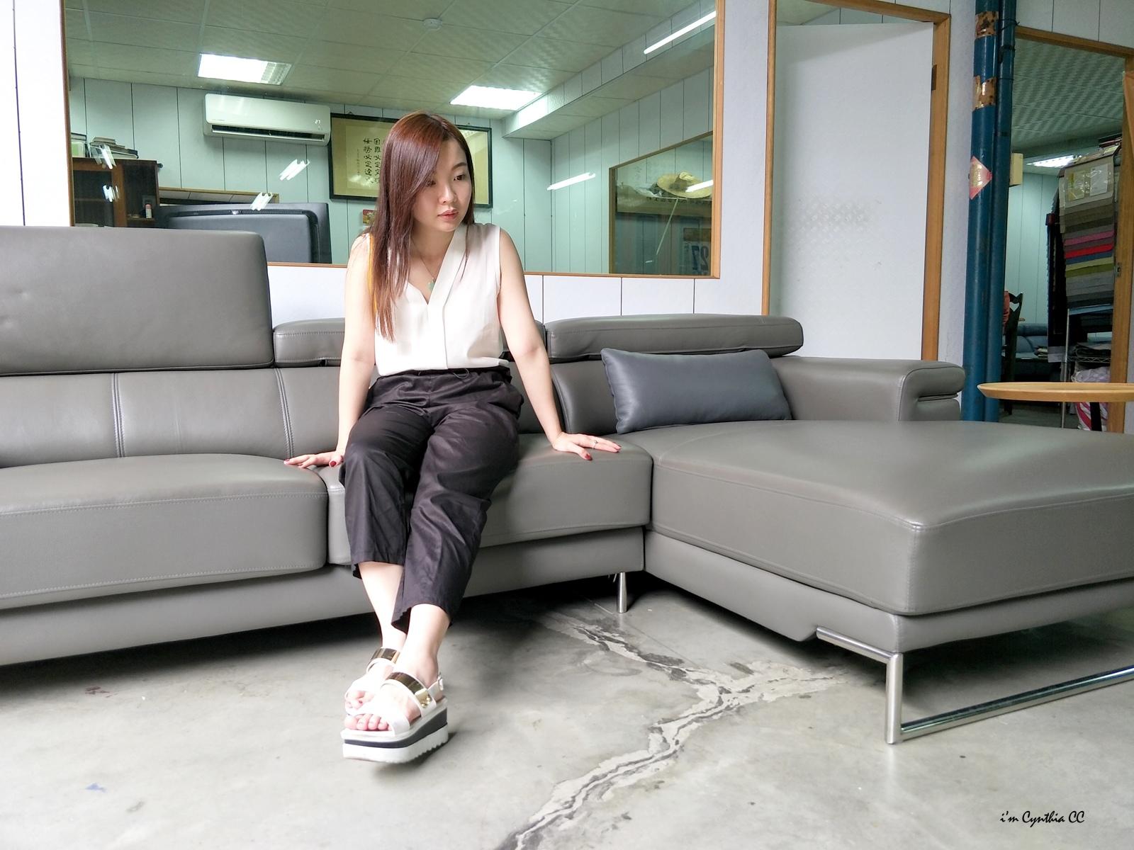 堅持服務與品質的喜悅沙發工廠-客製化兼具時尚與實用性的專屬沙發