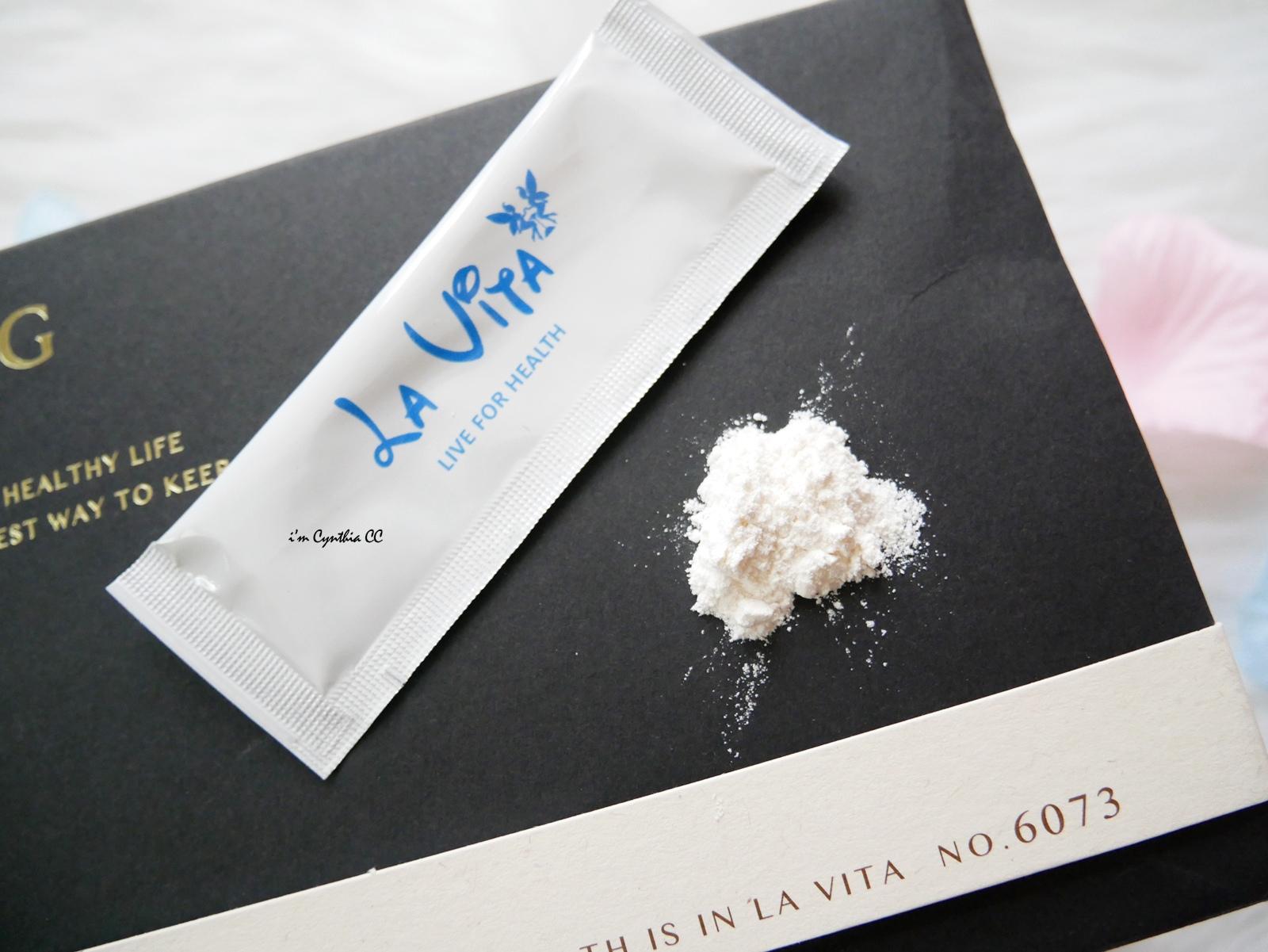 La Vita6073極濃益菌酵素-2034草本纖體膠囊