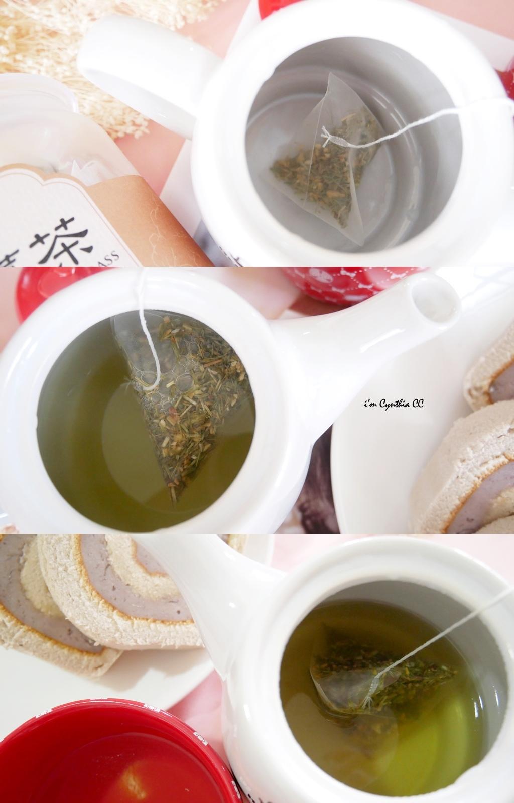 台灣花茶曼寧Magnet無咖啡因檸香薑茶與深培黑豆茶