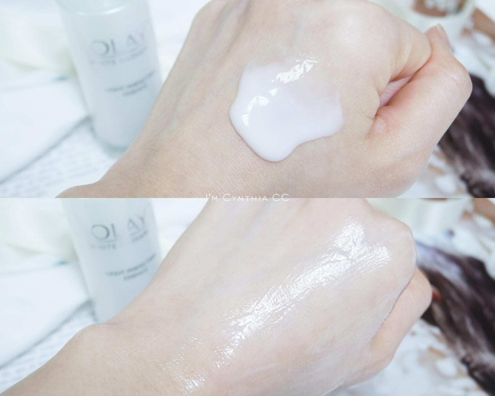 OLAY兩步驟養成夏日淨白肌-光塑淡斑精華