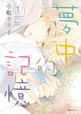 夢中的記憶(1)封面