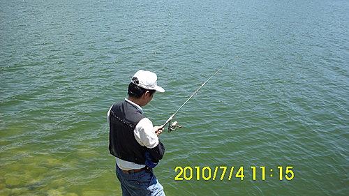 路亞釣魚記錄實戰篇