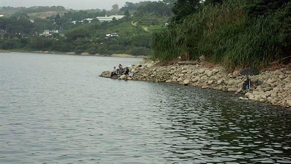鯉魚潭釣點