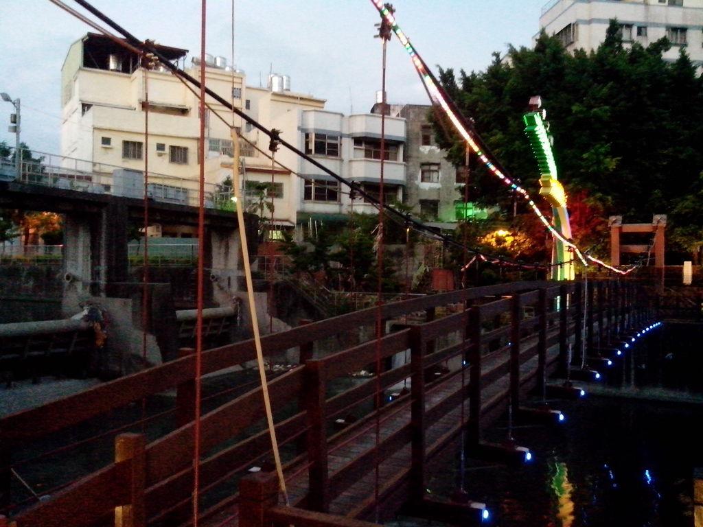大雅埧子吊橋 (大雅)