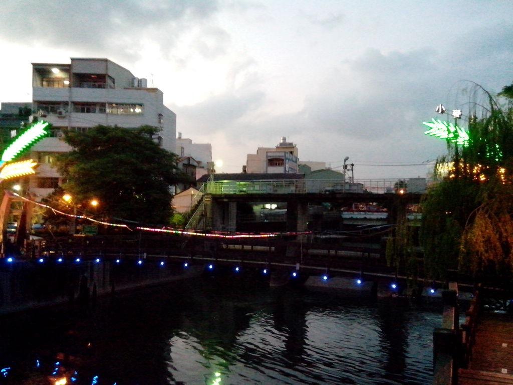 大雅埧子吊橋 東側 (大雅)