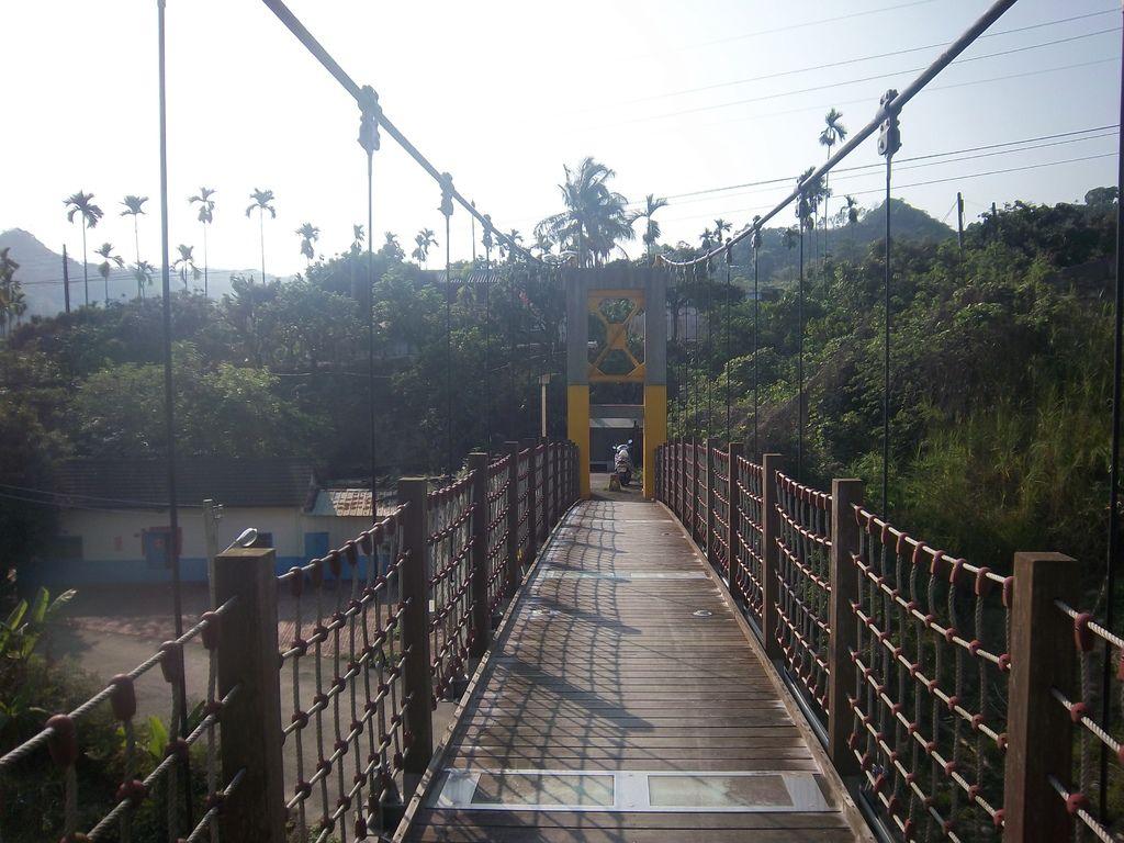 炮仔林吊橋(太平)