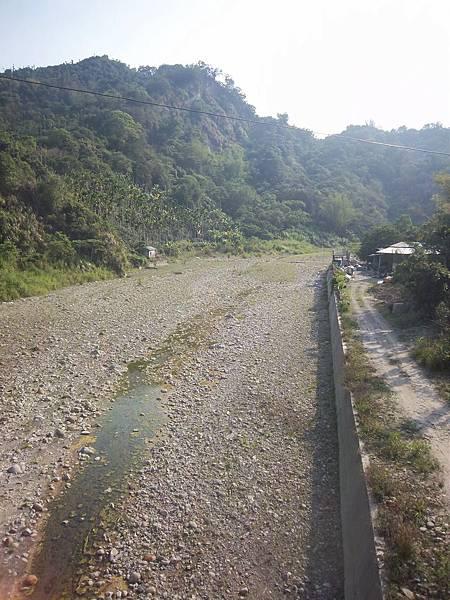 東汴坑溪 乾季