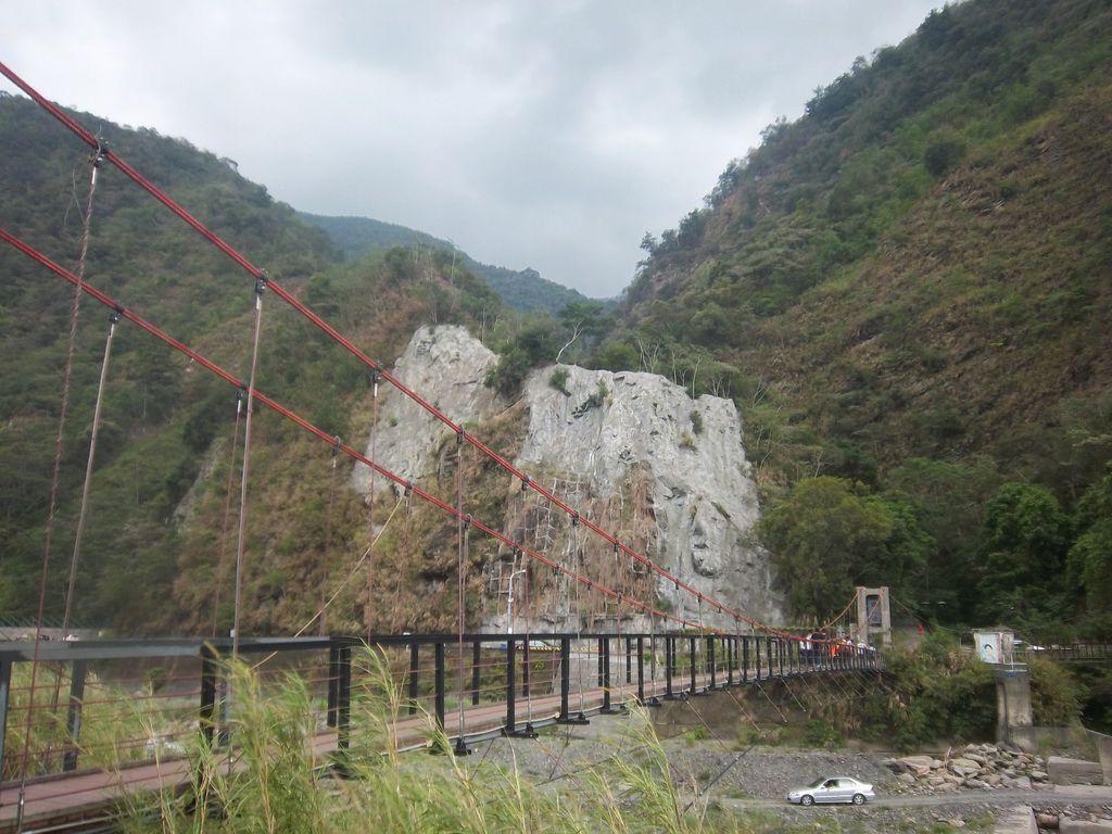 觀音吊橋(埔里)