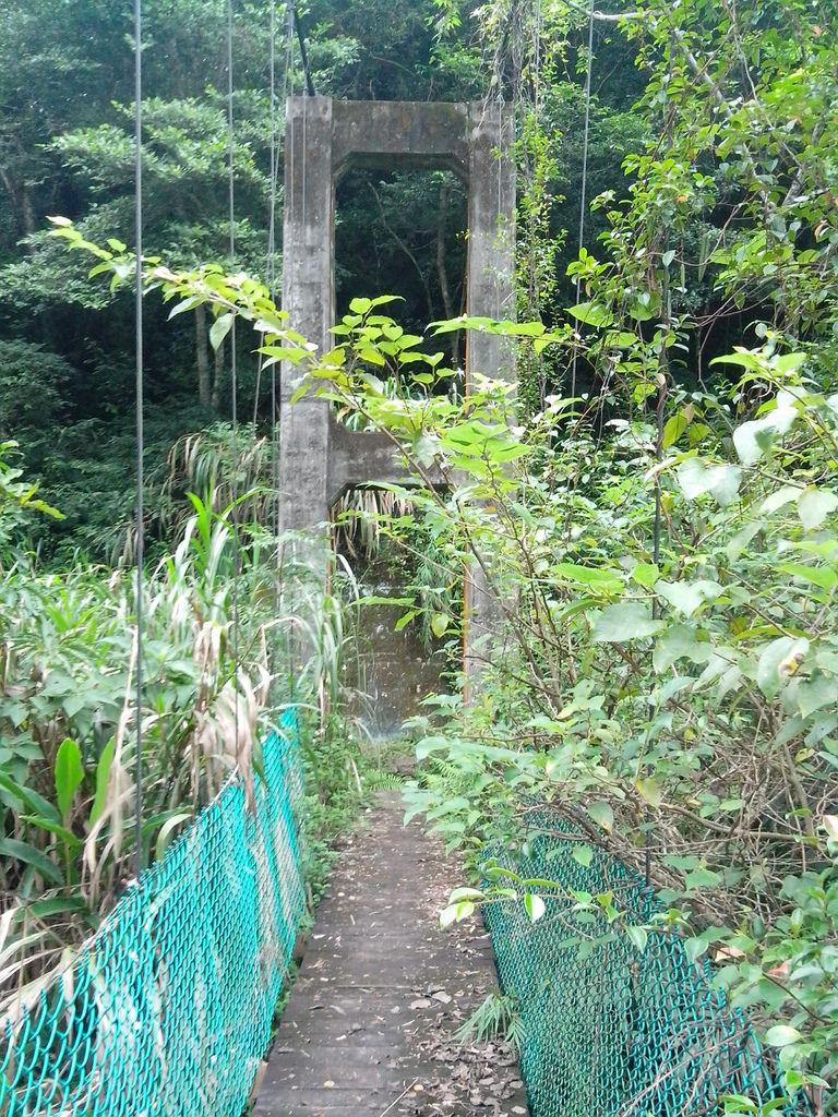 石壁吊橋 (南庄)