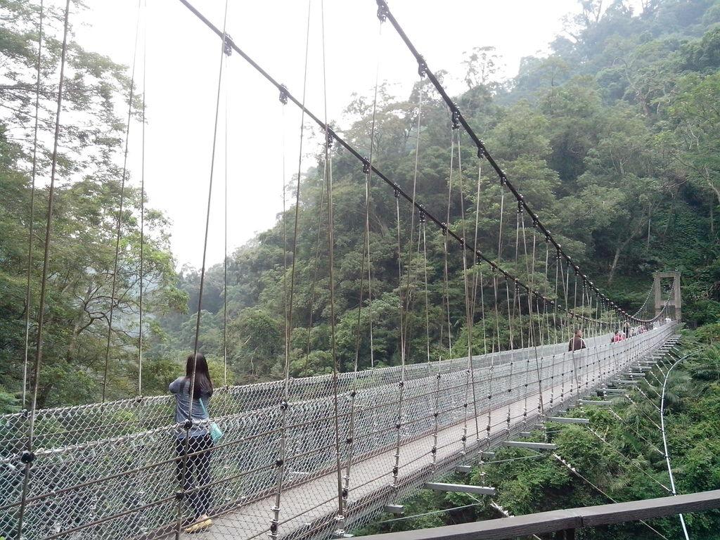 神仙谷吊橋 (南庄)