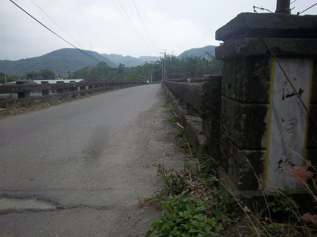仙洞橋 水泥橋