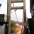福興吊橋 (東勢端)