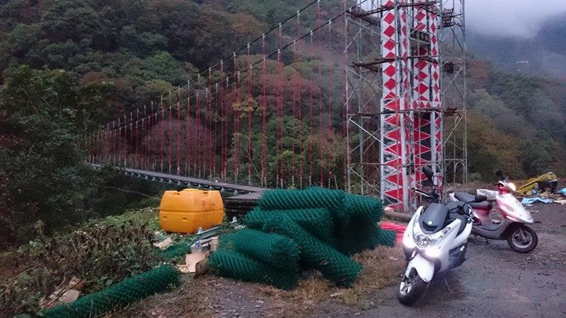 平和吊橋(精英村)
