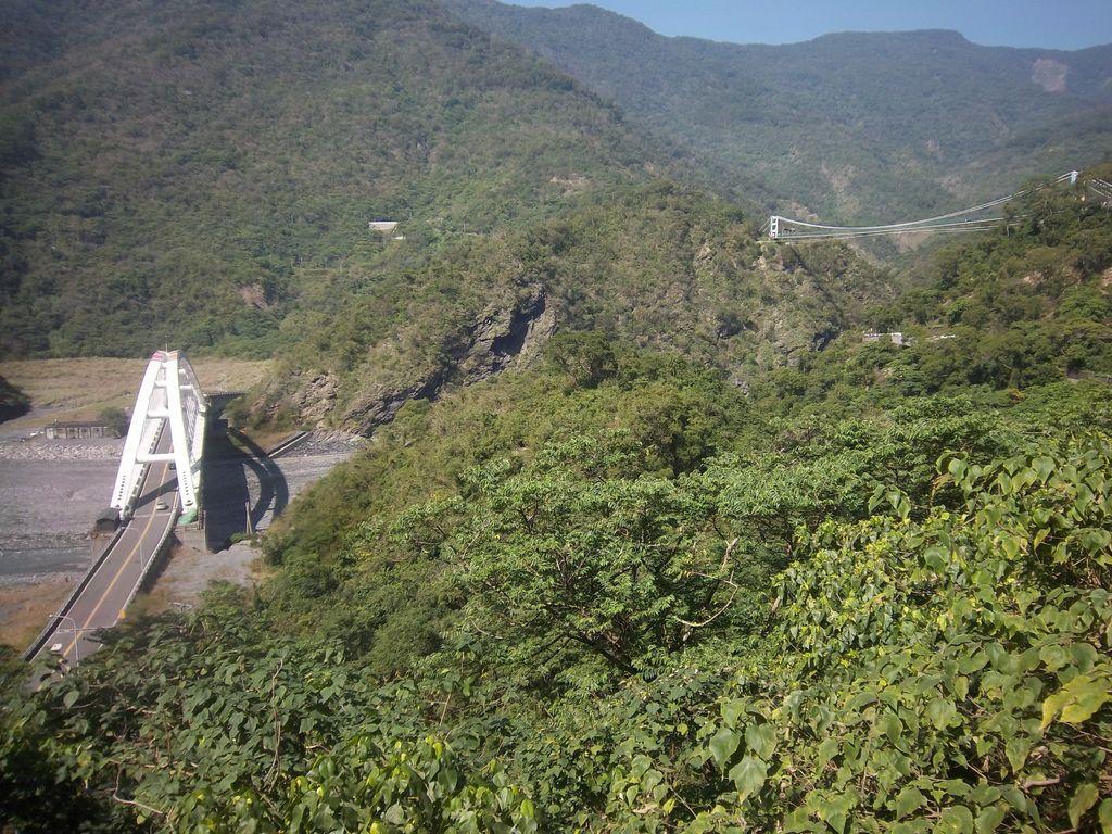 多納吊橋&多納橋