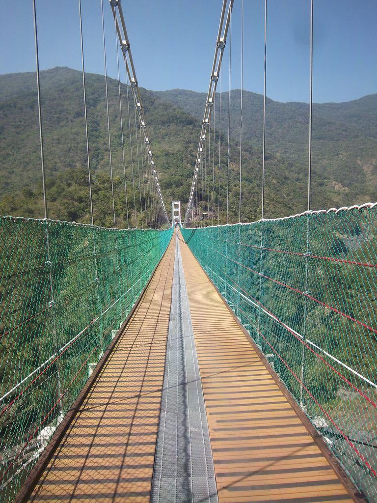 多納吊橋(茂林)