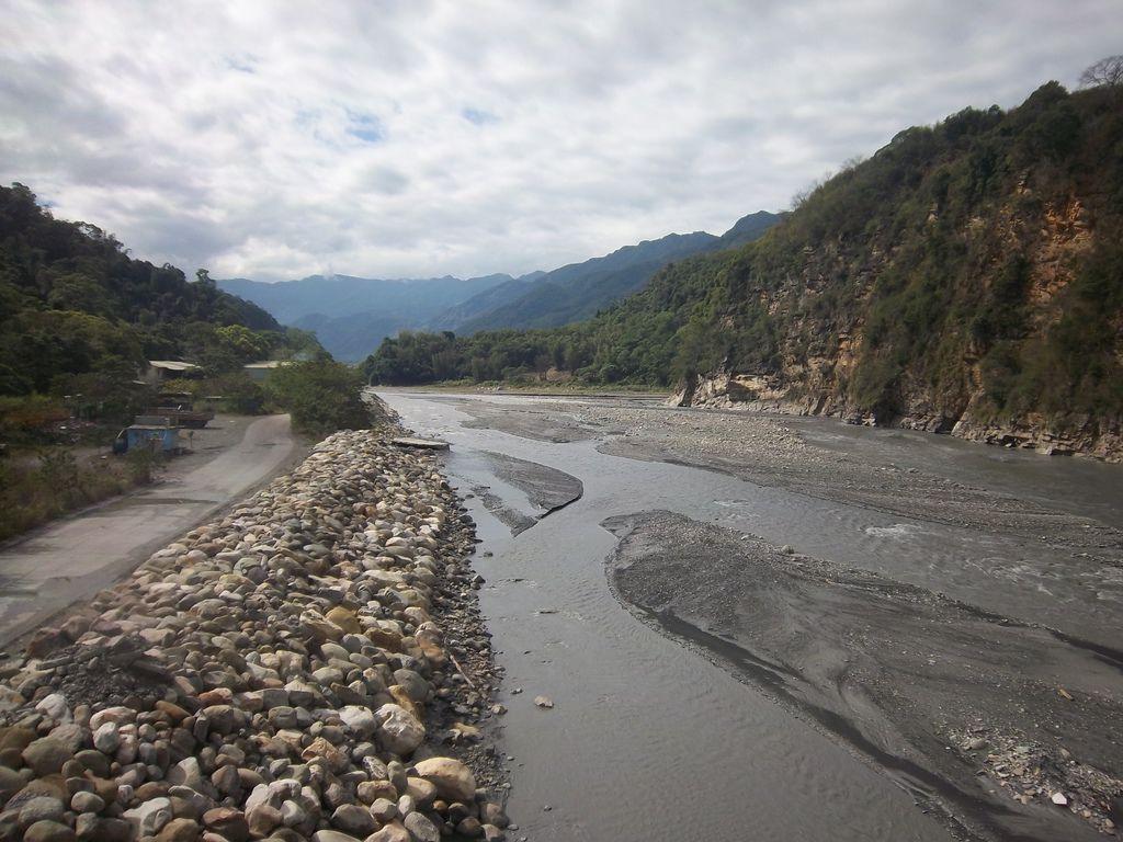 永興吊橋 濁水溪